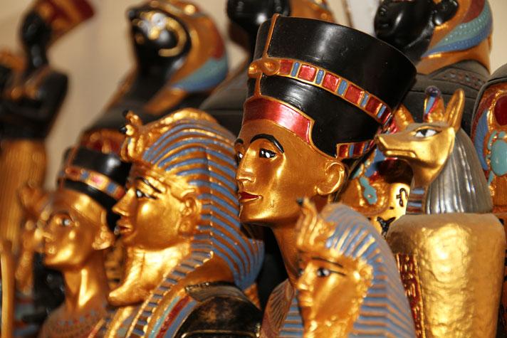 egyptian jewellery