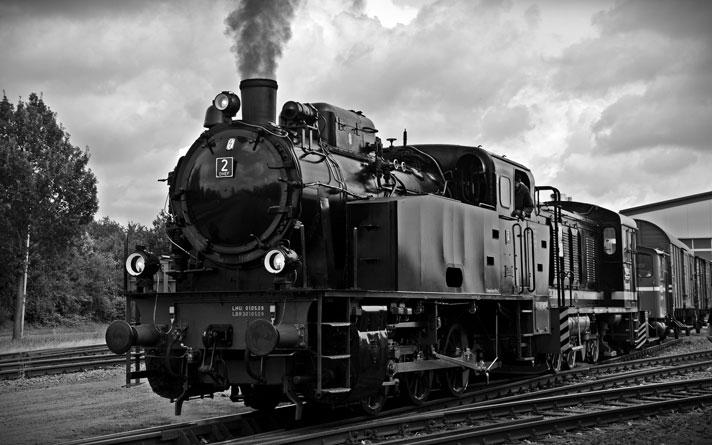 19th century train