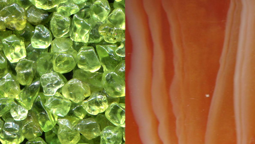 August Birthstones: Peridot and Sardonyx